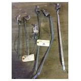 Vintage Cadillac Lasalle Buick & Chevy Wiper Arms