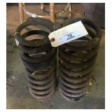 1939-40 Cadillac Coil Springs
