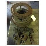 1928 Cadillac Clutch Assembly And Pressure Plate