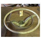 Vintage Cadillac Steering Wheel