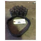 1936 Cadillac Valve Springs & Timing Chain