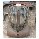 1938 Plymouth Grill & Grill Housing