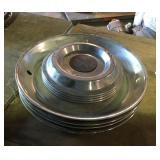 1956 Cadillac Hubcaps Set Of (4)
