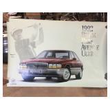 1992 Buick Park Ave Dealer Display Sign