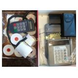 Credit Card Machine | Rolls Of Receipt Paper