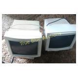 2 Computer Monitors