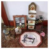 Pictures, Envelope Stand, Decorations