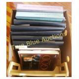 Three Ring Binders | Plastic Folders | Books