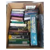 Box Of Misc. Books
