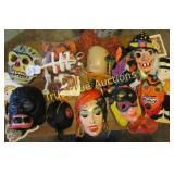 Costume, Masks & More