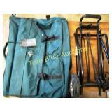 Travel Bag & Cart