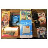 Consumer Electroincs Many New in Box