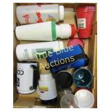 Drink Bottles, Mugs & More