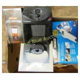 Lantern, Dust Buster, Heater & More