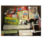 Misc Home Items - Glue Cards, Tape & More