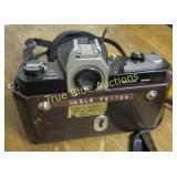 Nikon Nikkormat FTN Black 35mm Film SLR Camera