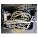 Hardware -Supplies Level, Square, Electrical Wrire