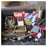 Universal Protractor & Miscellaneous Items