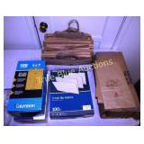 Envelopes & File Folders