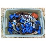Container of Electrical Supplies