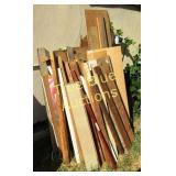 Variety of Wood