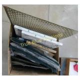 Air filters, Vent Grate & More