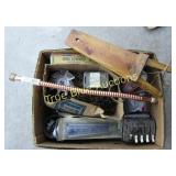 Hardware - Electrical, Nails, Copper & More