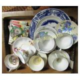 Plates Saucers & More