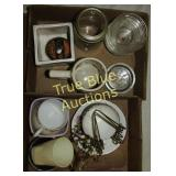Glasses, Mug & Miscellaneous Wares