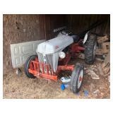 Ford 8 N Farm Tractor