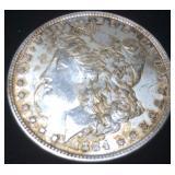 1884 SILVER MORGAN DOLLAR PHILLY MINT