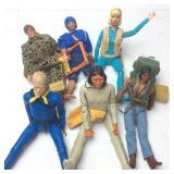 1971 Mattel Action Figures, 1973 Mattel