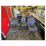 5pc Office Chairs