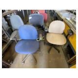 4pc Office Chairs