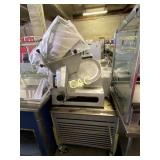 Univez Commercial Meat Slicer