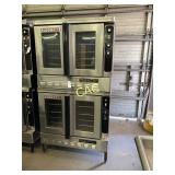 Blodgett Double Deck Full Size Gas Oven