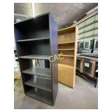 2pc Book Shelf