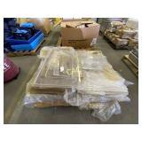 Pallet of Serving Tray Tops
