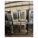 Blodgett Double Stacked Gas Oven