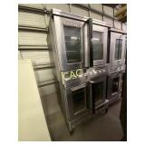 Blodgett Double Stacked Oven