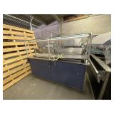 Vollrath Serving Cart w/Hot Plate