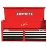 CRAFTSMAN 2000 Series 8 Drawer Steel Tool Chest