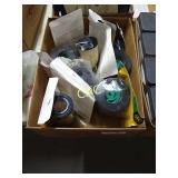 Box Lot of John Deere Filters, etc.