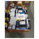 Lot of NIB Electrical Plugs