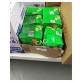 Lot of 6 Boxes of Gain Dryer Sheets