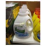 Lot of 3 Bottles of Seventh Generation Detergent