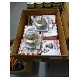 Box Lot of Plumber Spec Drain Kits