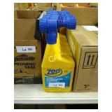 Lot of 6 ZEP Outdoor Glass and Surface Cleaners