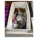 Box Lot of Coax and Other Staples