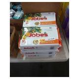 Lot of 6 Packs of Jobe